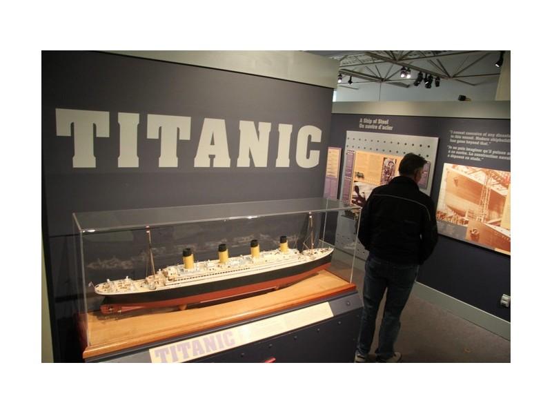 La réplique du Titanic devrait prendre la mer en 2022 616
