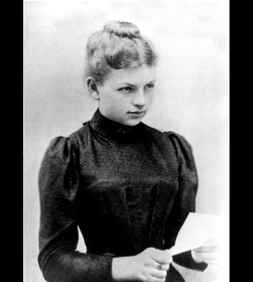 Le 2 mai 1915 mourait, la chimiste allemande Clara Immerwahr, 64142410