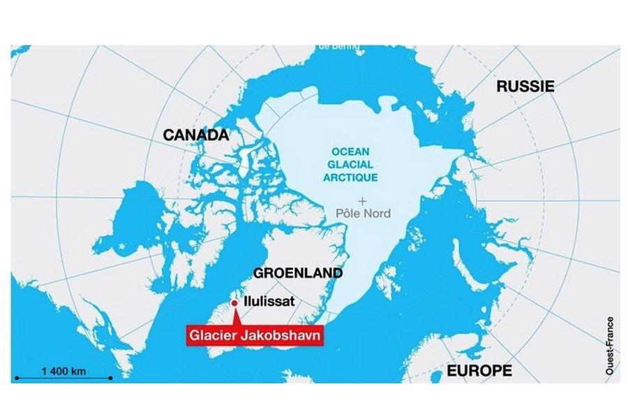 Pourquoi le plus grand glacier du Groenland se remet à grossir Cv17
