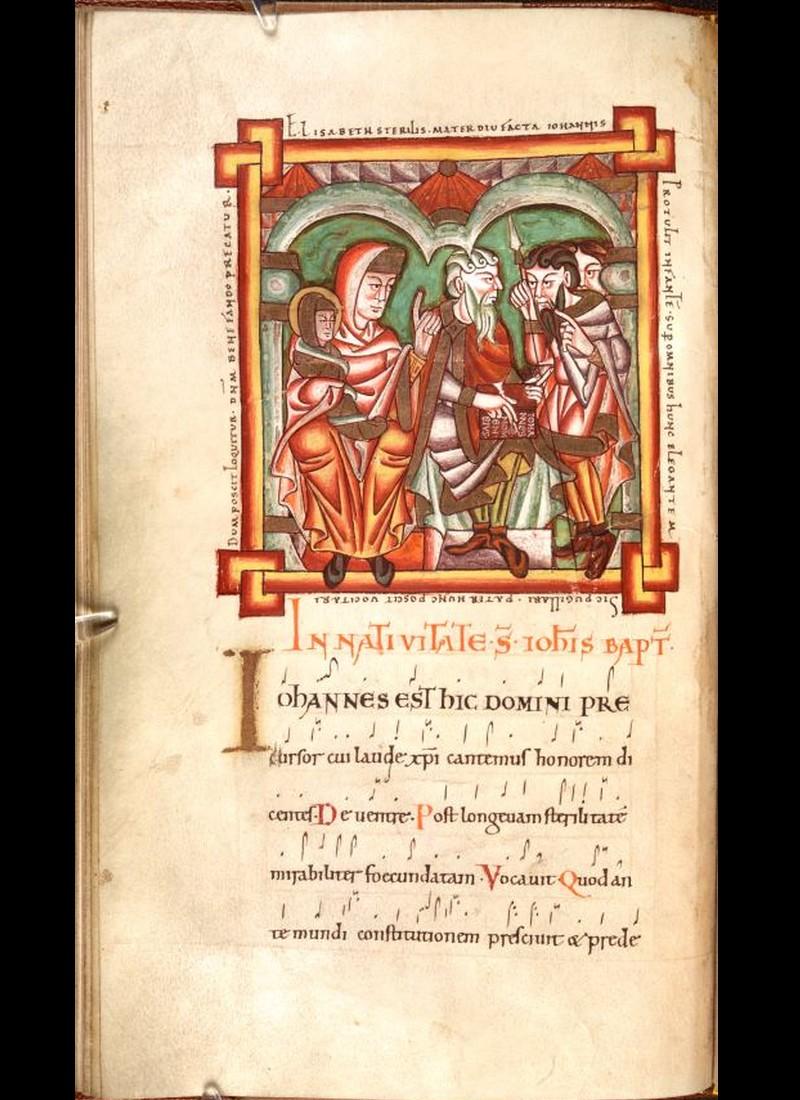 800 manuscrits médiévaux enluminés mis en ligne par la Bibliothèque nationale de France et la British Library D15