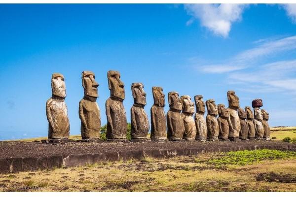 On sait enfin à quoi servaient les statues de l'île de Pâques Er20