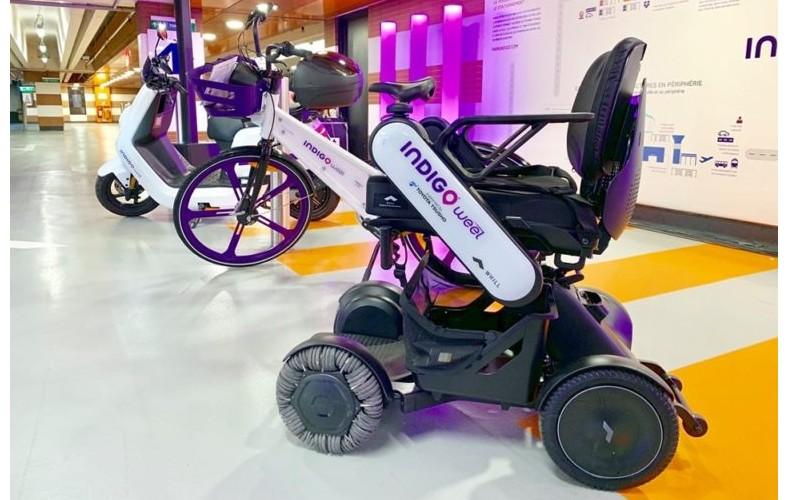 Toulouse – des fauteuils roulants électriques en libre-service, une première en France N12
