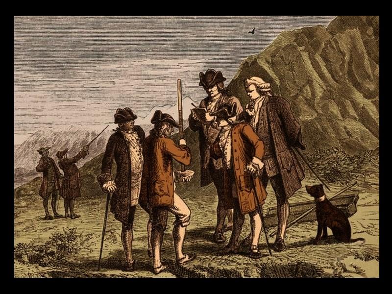 19 septembre 1648 : mise en évidence de la pesanteur de l'air N19