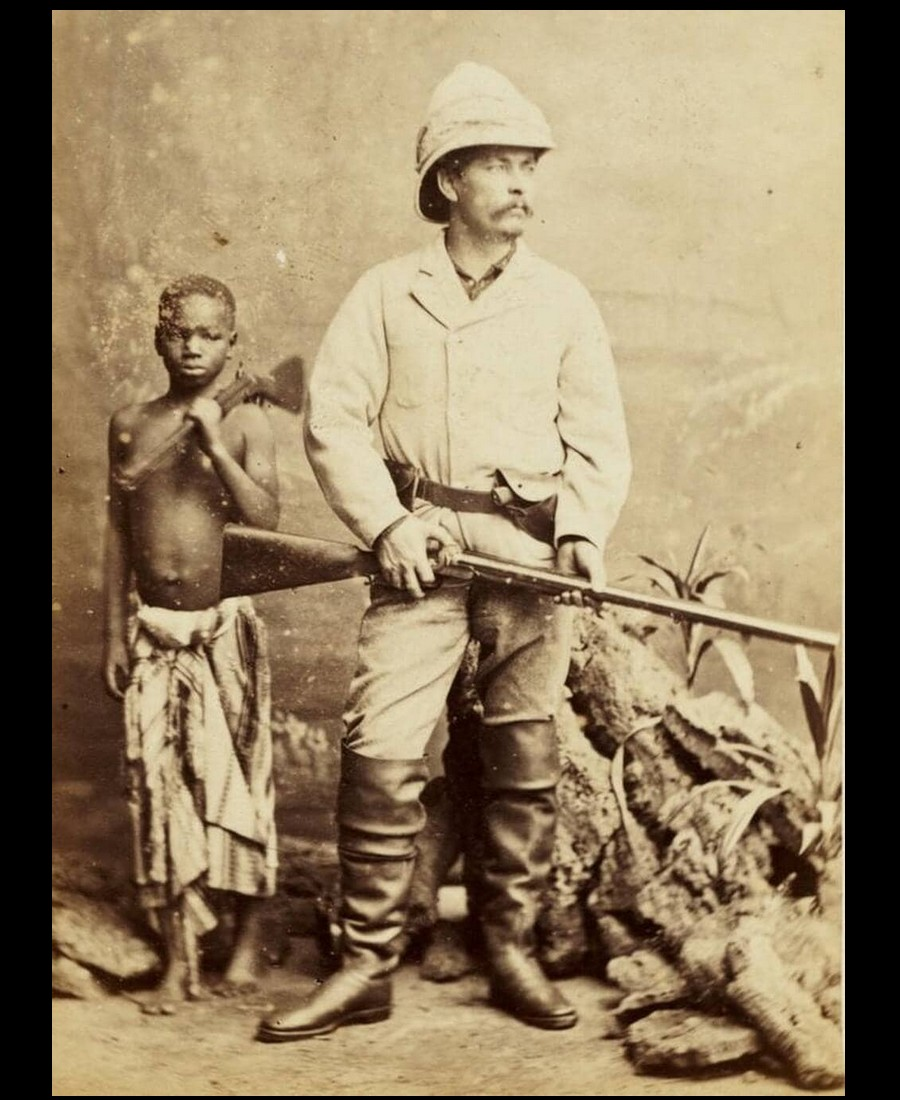 À la recherche du docteur Livingstone au cœur de l'Afrique Pdf1019