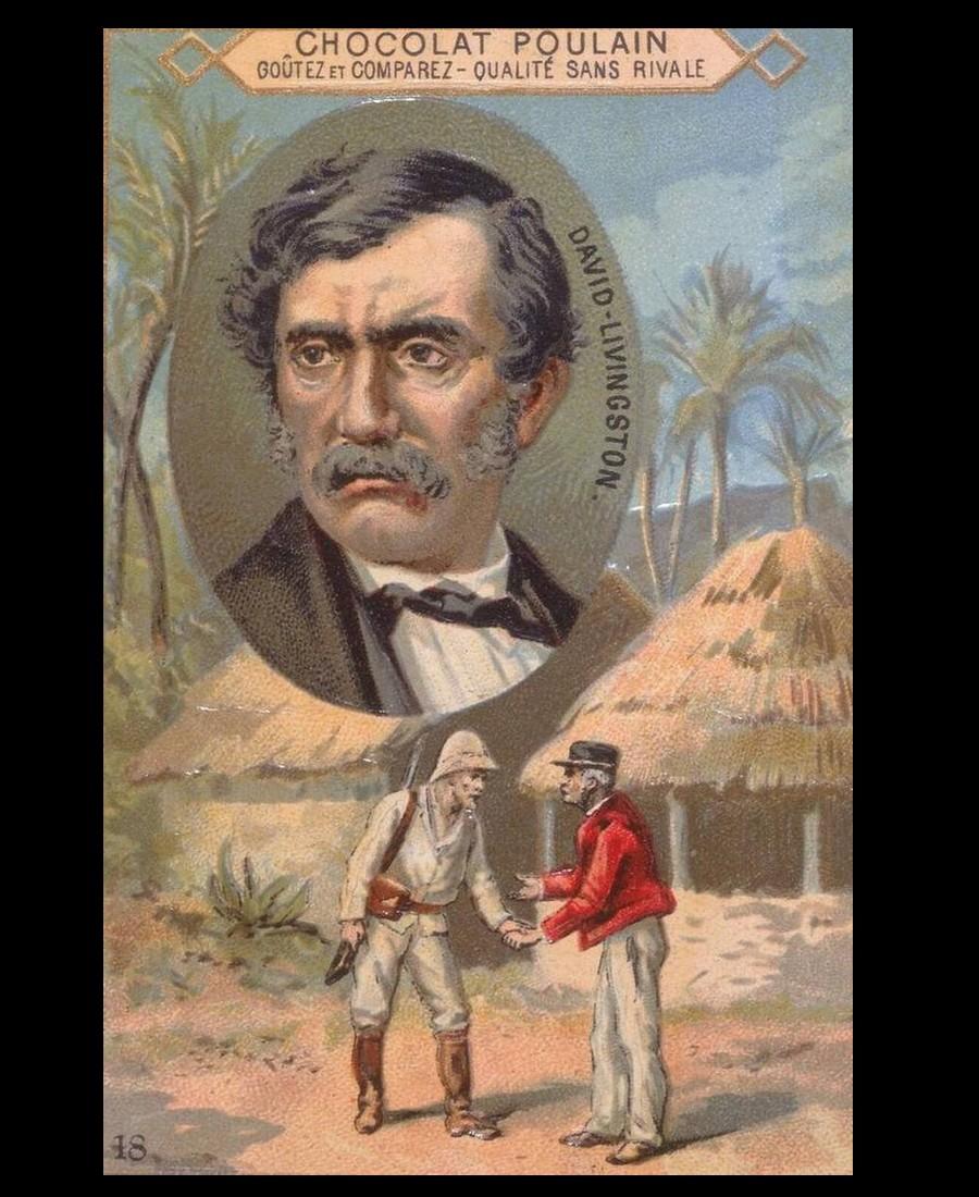 À la recherche du docteur Livingstone au cœur de l'Afrique Pdf1021