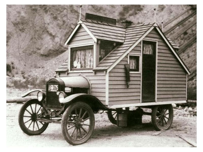 Un mobile-home, 1926 Sans1049