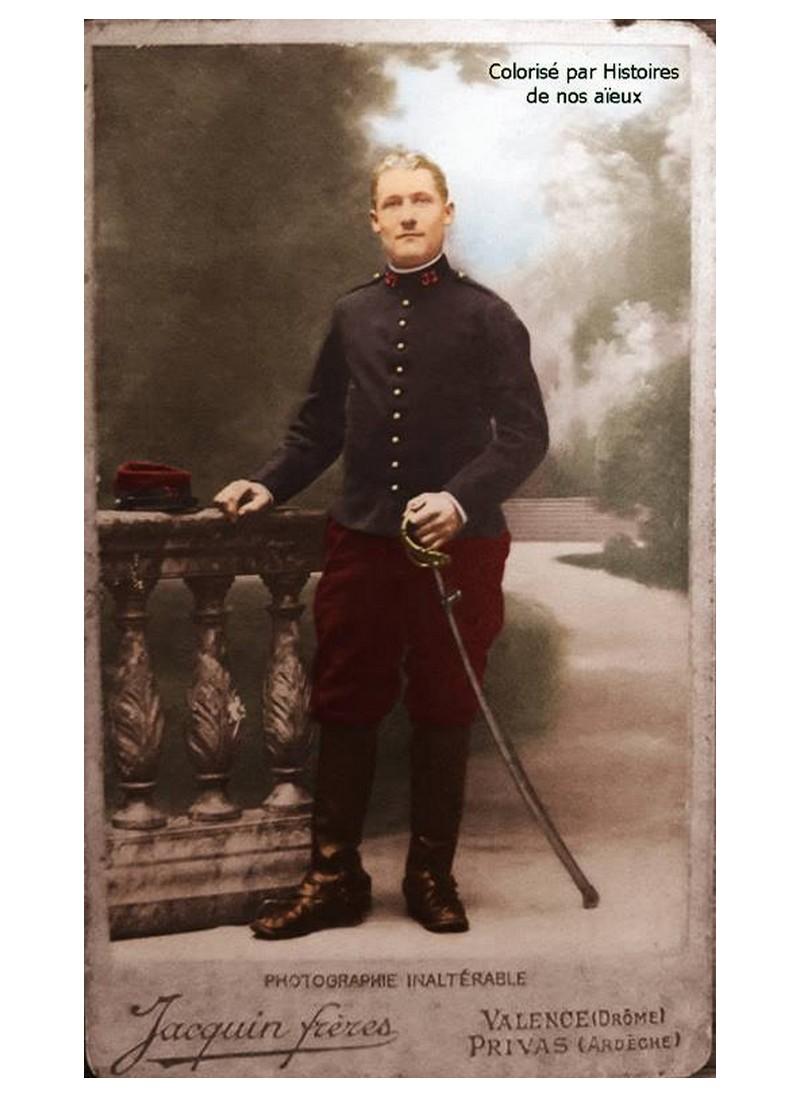 Joseph Guérault, Mort pour la France au Chemin des Dames le 21 avril 1917. Sans1123