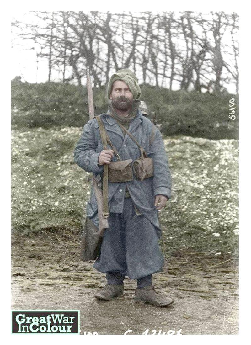 Joseph Guérault, Mort pour la France au Chemin des Dames le 21 avril 1917. Sans1126