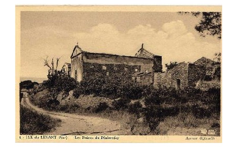Le pénitencier de l'île du levant Sans1155