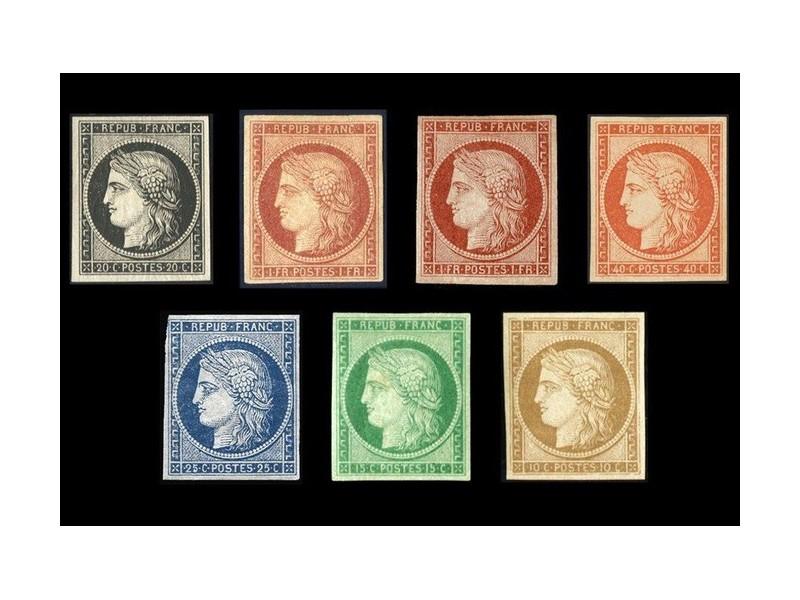 En 2019, le timbre-poste fête ses 170 ans (et sera encore plus cher) Sans1170