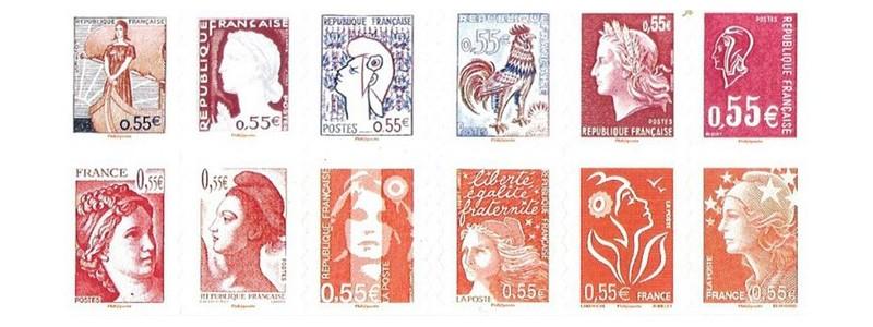 En 2019, le timbre-poste fête ses 170 ans (et sera encore plus cher) Sans1178
