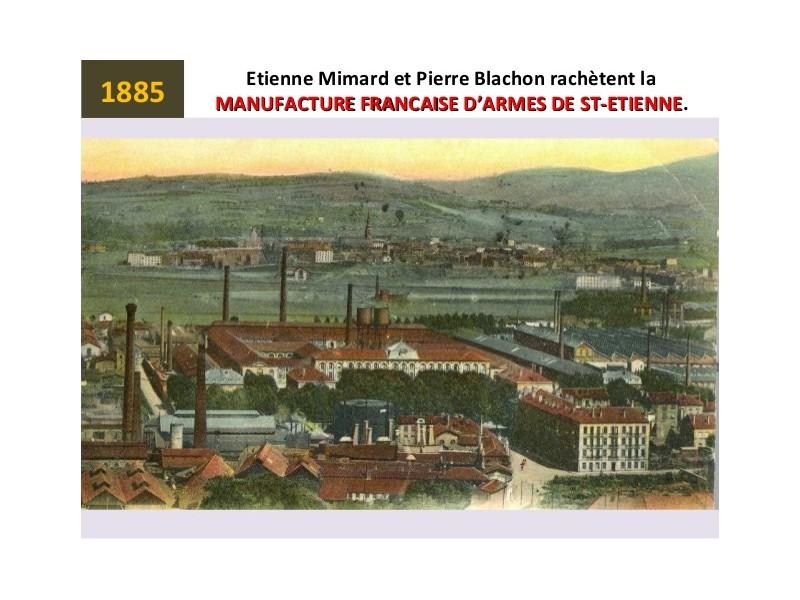 Manufrance est une célèbre et emblématique entreprise stéphanoise Sans1220