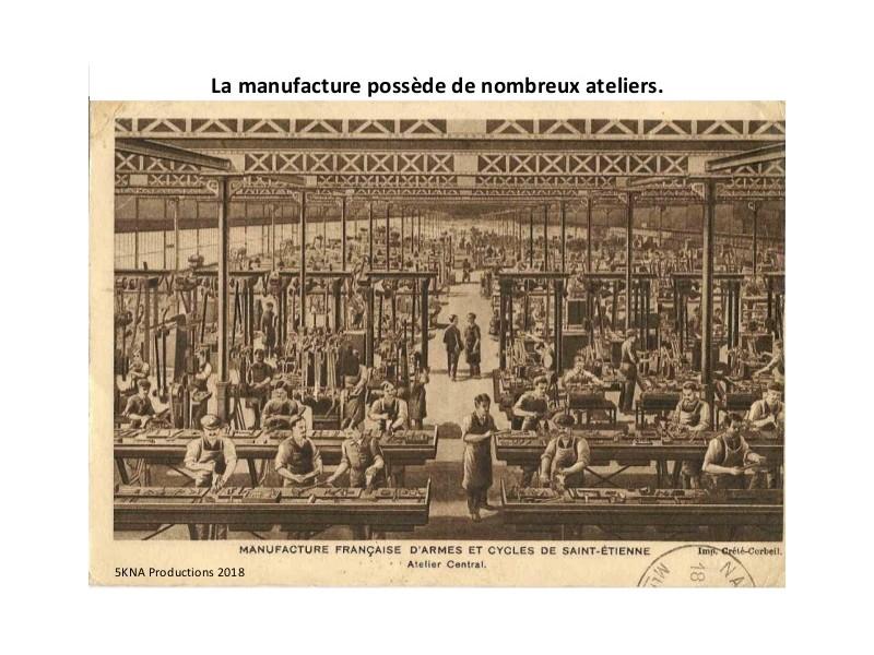 Manufrance est une célèbre et emblématique entreprise stéphanoise Sans1235