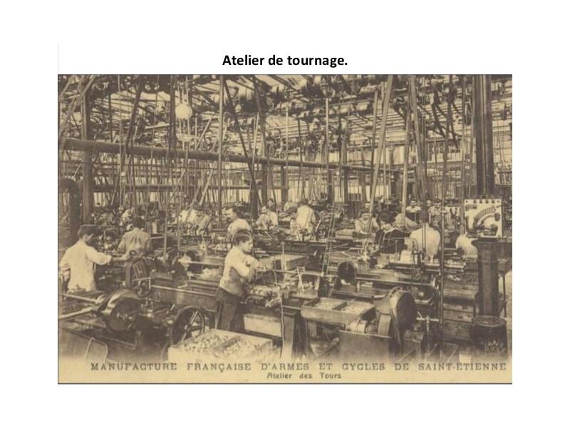 Manufrance est une célèbre et emblématique entreprise stéphanoise Sans1240