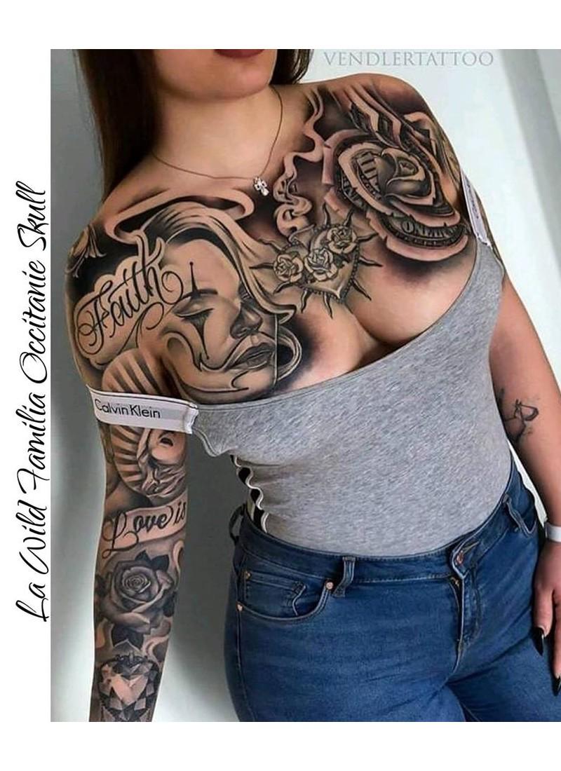 tatouages divers  Sans1253