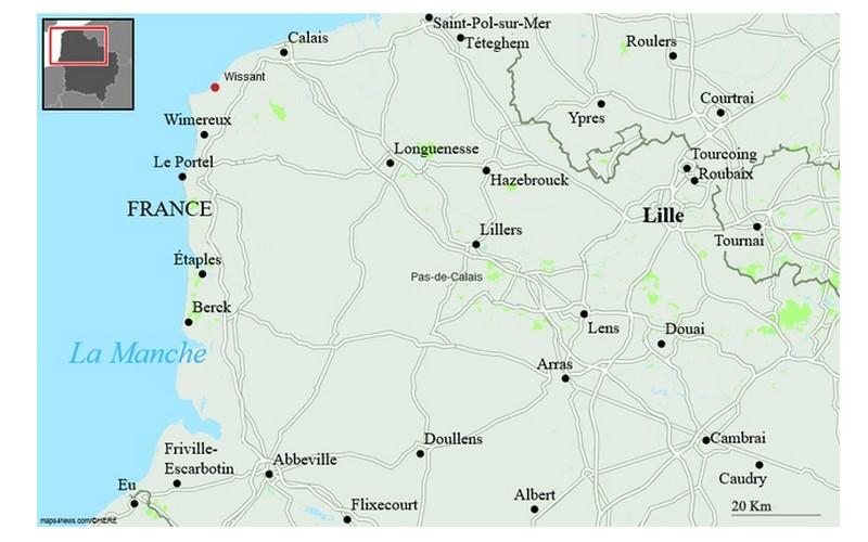 VIDEO. Pas-de-Calais: Echoué en 1917, un sous-marin allemand refait encore surface sur la plage Sans1254