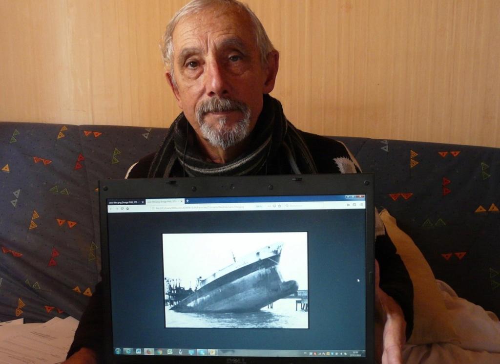 Tragédie en janvier 1979 : 50 morts dans l'explosion du pétrolier le Bételgeuse Sans1338