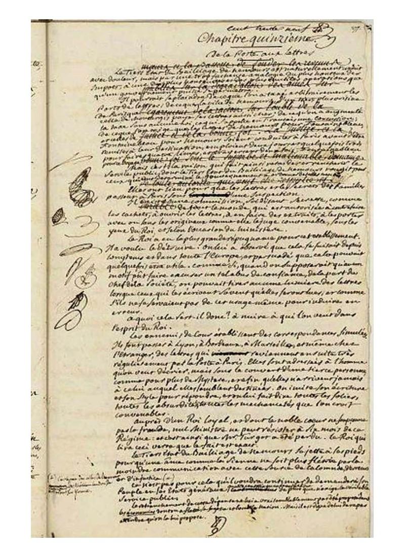 Que contenaient les cahiers de doléances de la Révolution ? Sans1392