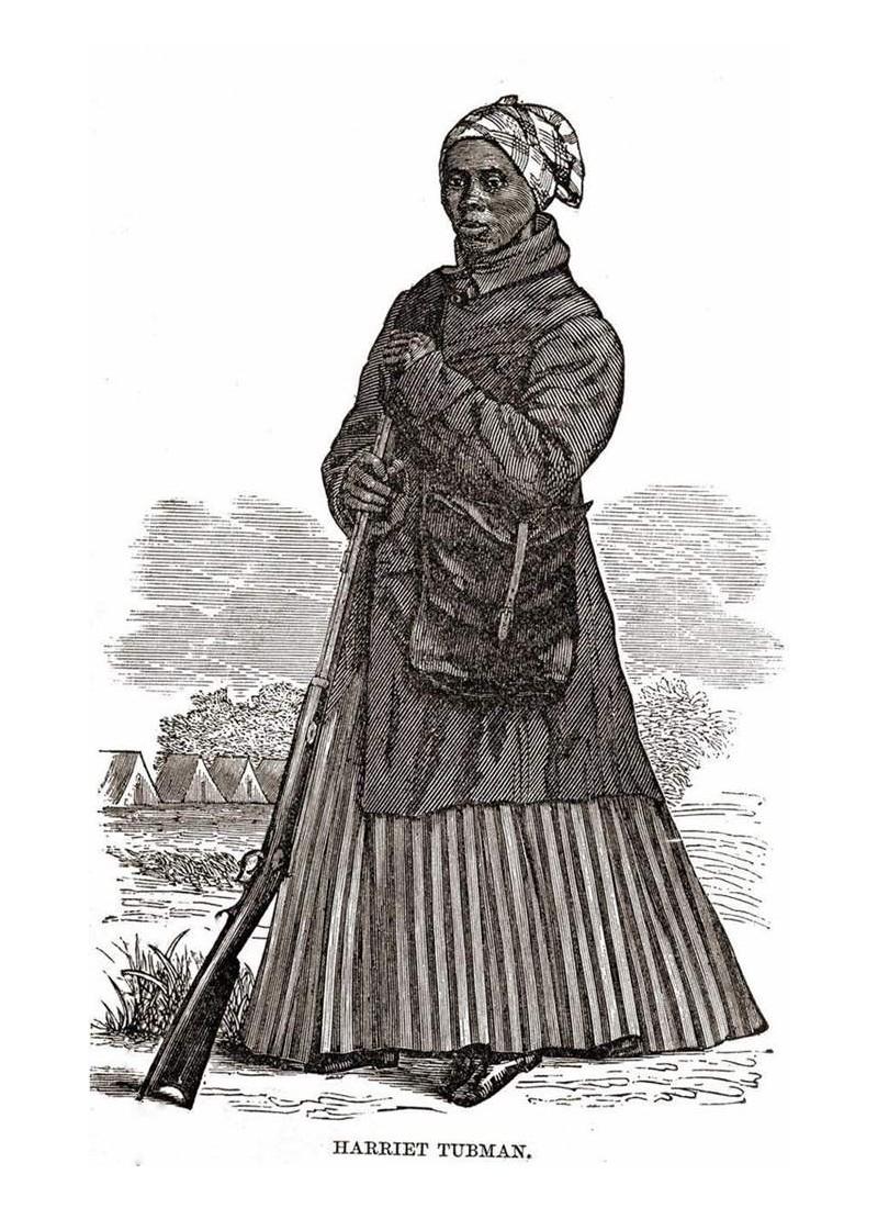 Harriet Tubman sera-t-elle la première femme noire sur les billets de 20 $ ? Sans1395
