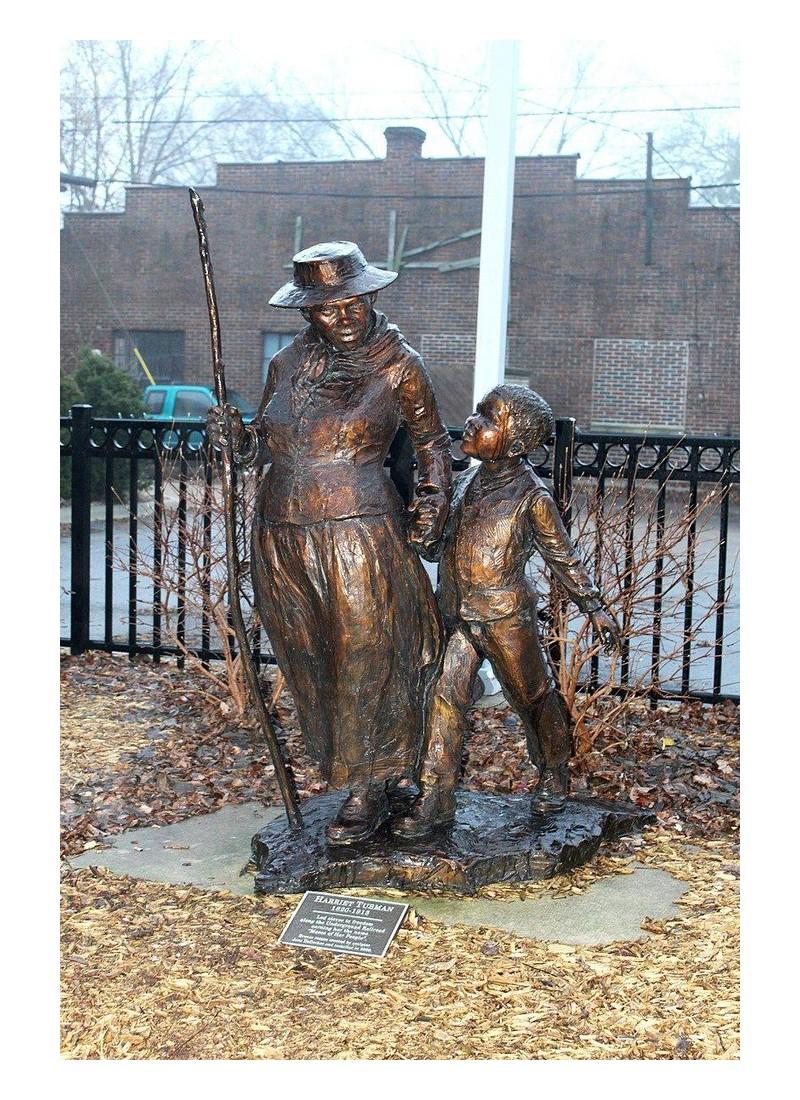 Harriet Tubman sera-t-elle la première femme noire sur les billets de 20 $ ? Sans1397