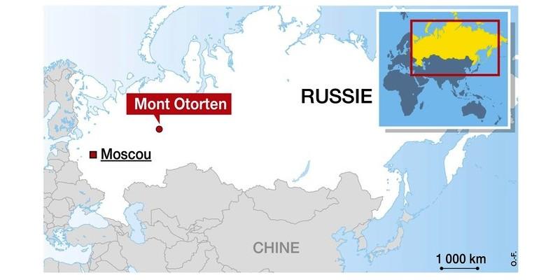 60 ans après, la Russie rouvre l'enquête sur le mystère du col Dyatlov Sans1445