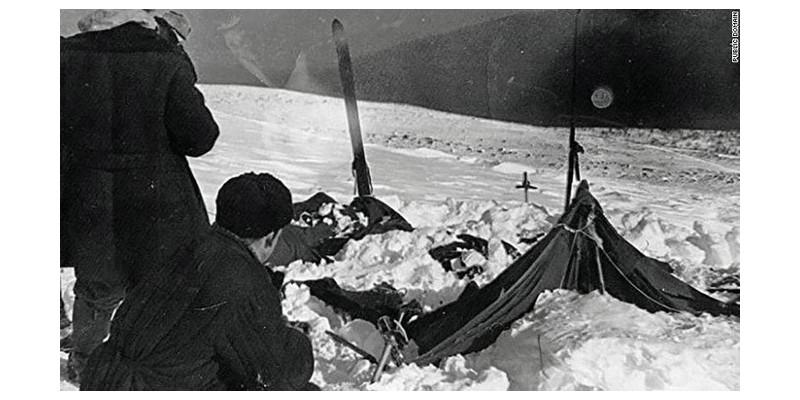 60 ans après, la Russie rouvre l'enquête sur le mystère du col Dyatlov Sans1446