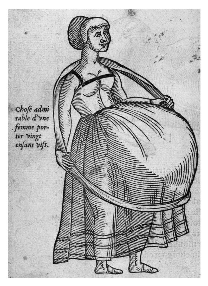 La grossesse autrefois Sans1449
