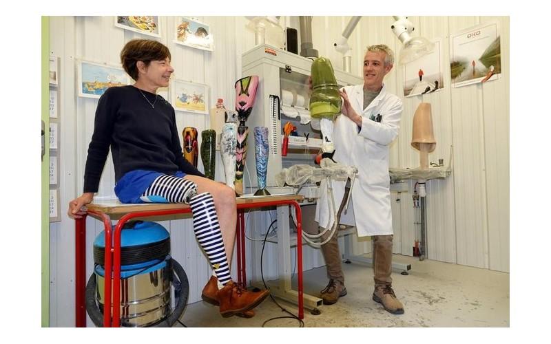 Ces Bretons fabriquent des prothèses colorées qui ont enfin du style Sans1489