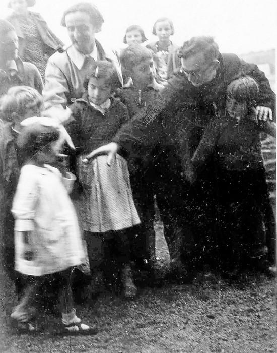 Louis Guilloux. Un écrivain engagé auprès des réfugiés espagnols  Sans1652