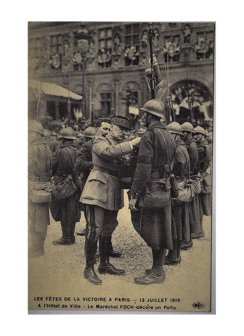 SOUVENIR du DIMANCHE 13 JUILLET 1919 Sans1667