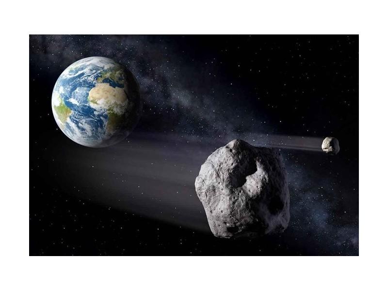 Comment sauver le monde d'un astéroïde mortel Sans1735