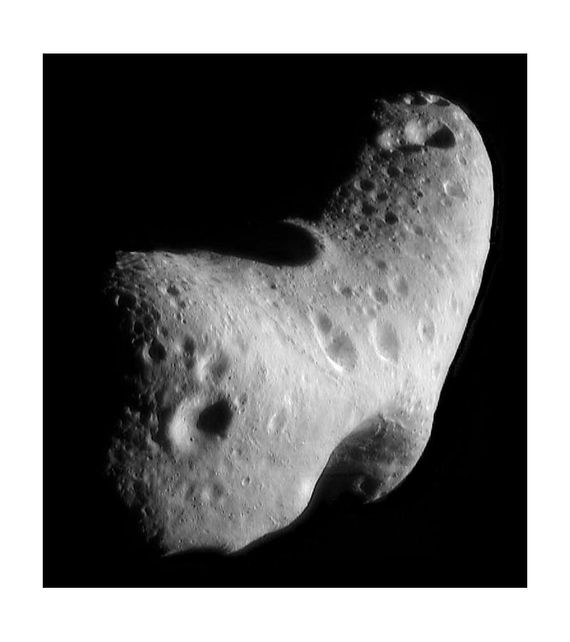 Comment sauver le monde d'un astéroïde mortel Sans1736