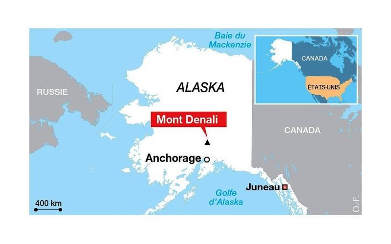 Pourquoi cette montagne américaine pourrait se couvrir d'excréments Sans1776