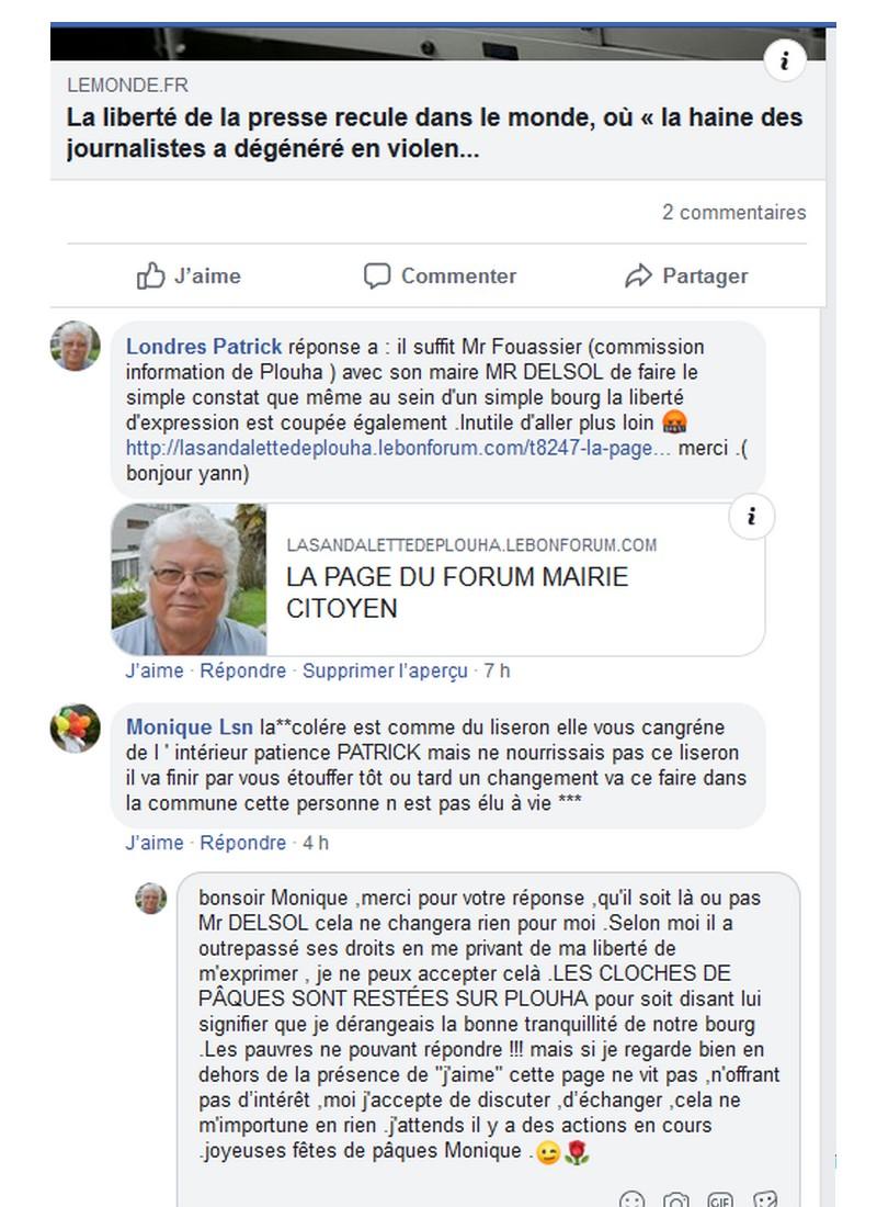 LA PAGE DU FORUM MAIRIE CITOYEN  Sans1889