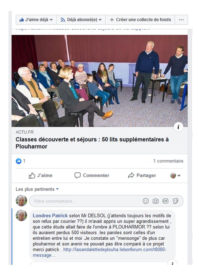 MESSAGE DE L'ADMINISTRATEUR LE 28.12.2018 Sans1950