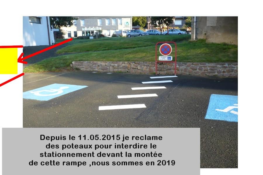Côtes-d'Armor. Un maire en fauteuil roulant invite à noter les villes sur leur accessibilité Sans2073