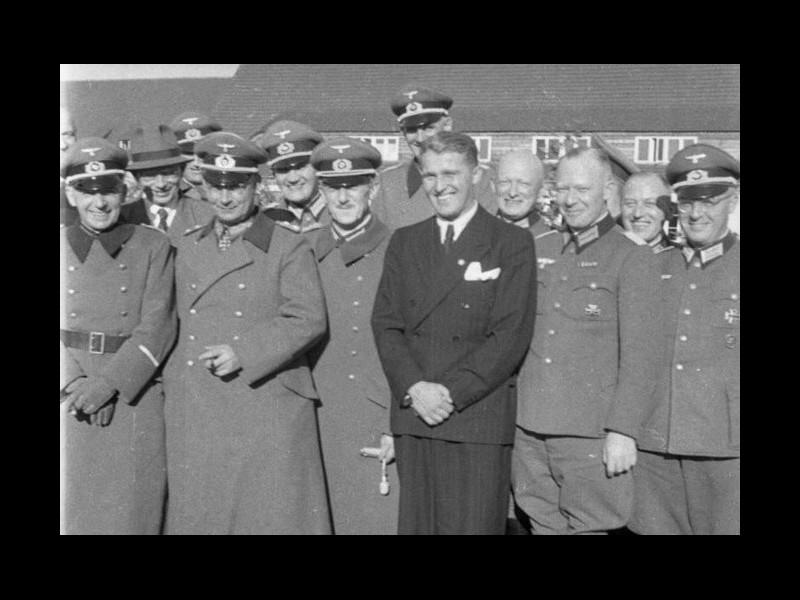 Von Braun, l'ancien nazi qui a permis aux Américains de marcher sur la Lune Sans2096