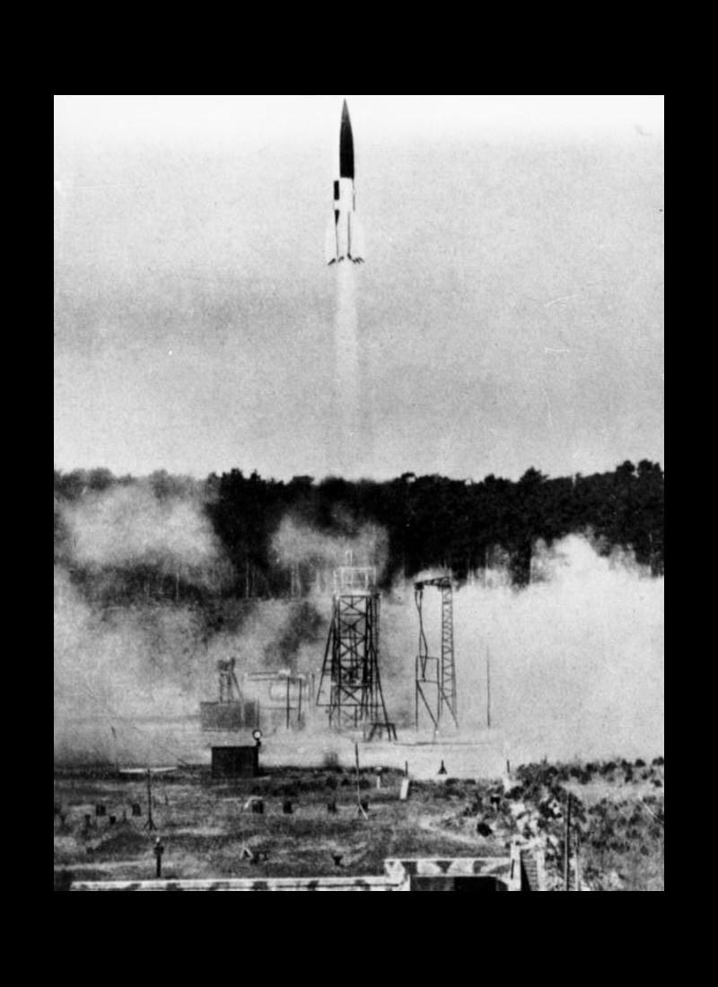 Von Braun, l'ancien nazi qui a permis aux Américains de marcher sur la Lune Sans2099