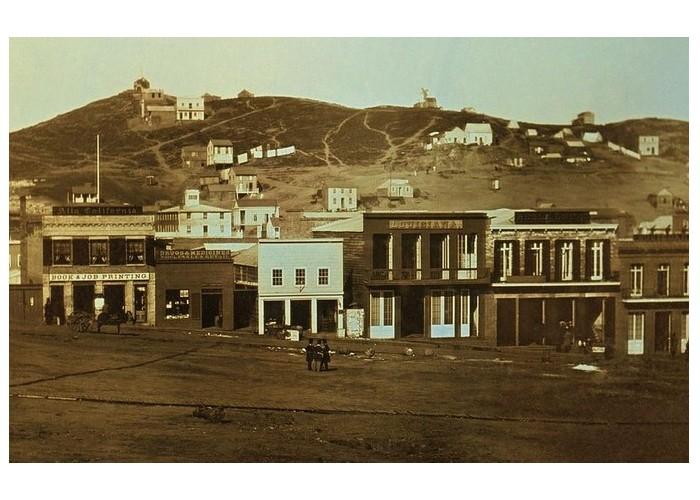 Il y a 200 ans, la moitié de San Francisco appartenait à un Breton Sans2197