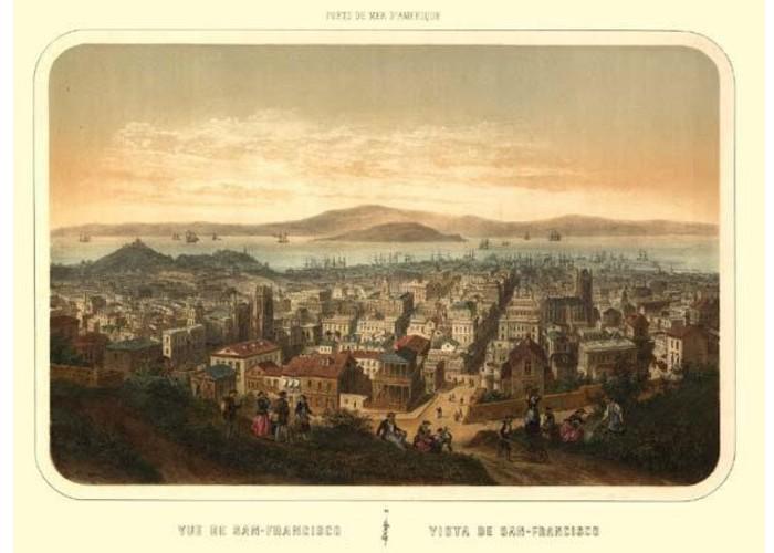 Il y a 200 ans, la moitié de San Francisco appartenait à un Breton Sans2200