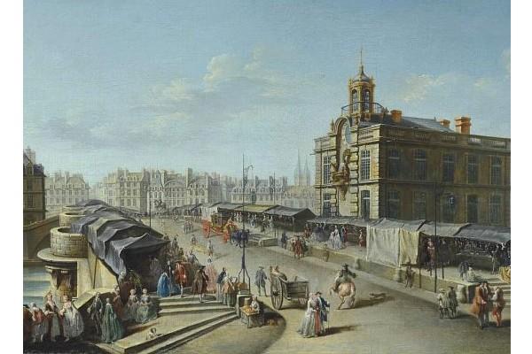 Paris sans voiture : on en rêvait déjà en 1790 Sans2205