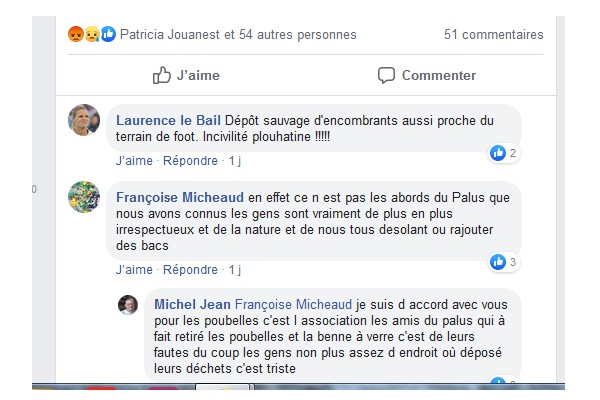 """""""L'association des Amis du Palus, Sans2220"""