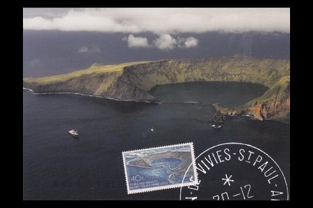 Les Oubliés de l'île Saint-Paul Sans2251
