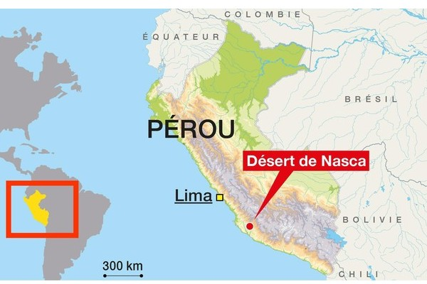 Au Pérou, des chercheurs décryptent les mystérieuses lignes de Nasca Sans2285
