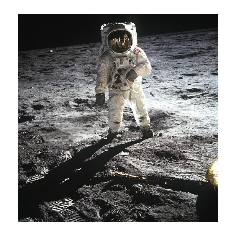 Par mégarde, la Nasa a vendu ses vidéos originales des premiers pas d'Armstrong sur la Lune Sans2363