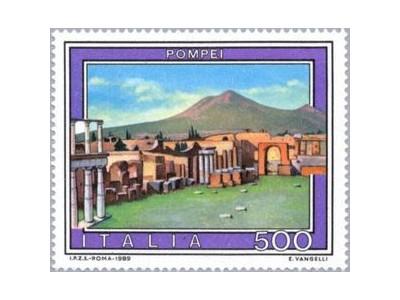 Enfouies sous la cité antique, des bombes de la Seconde Guerre mondiale menacent Pompéi Sans2388