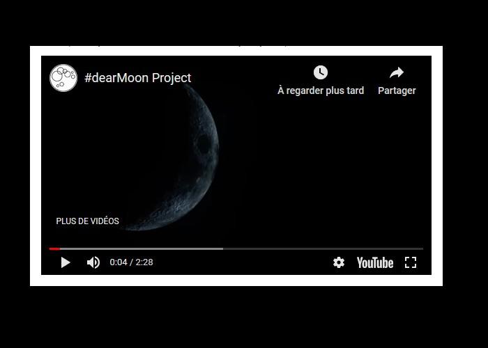 Espace. À qui appartient la Lune ? Sans2427