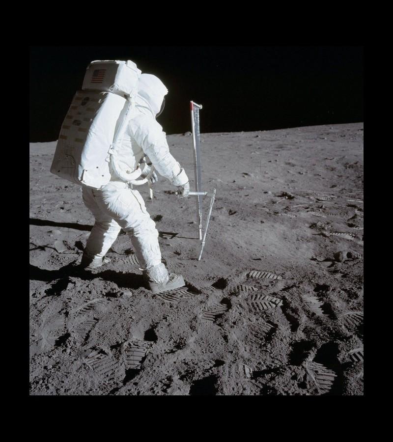 Cinq choses que vous ignorez sur la mission Apollo 11 Sans2436