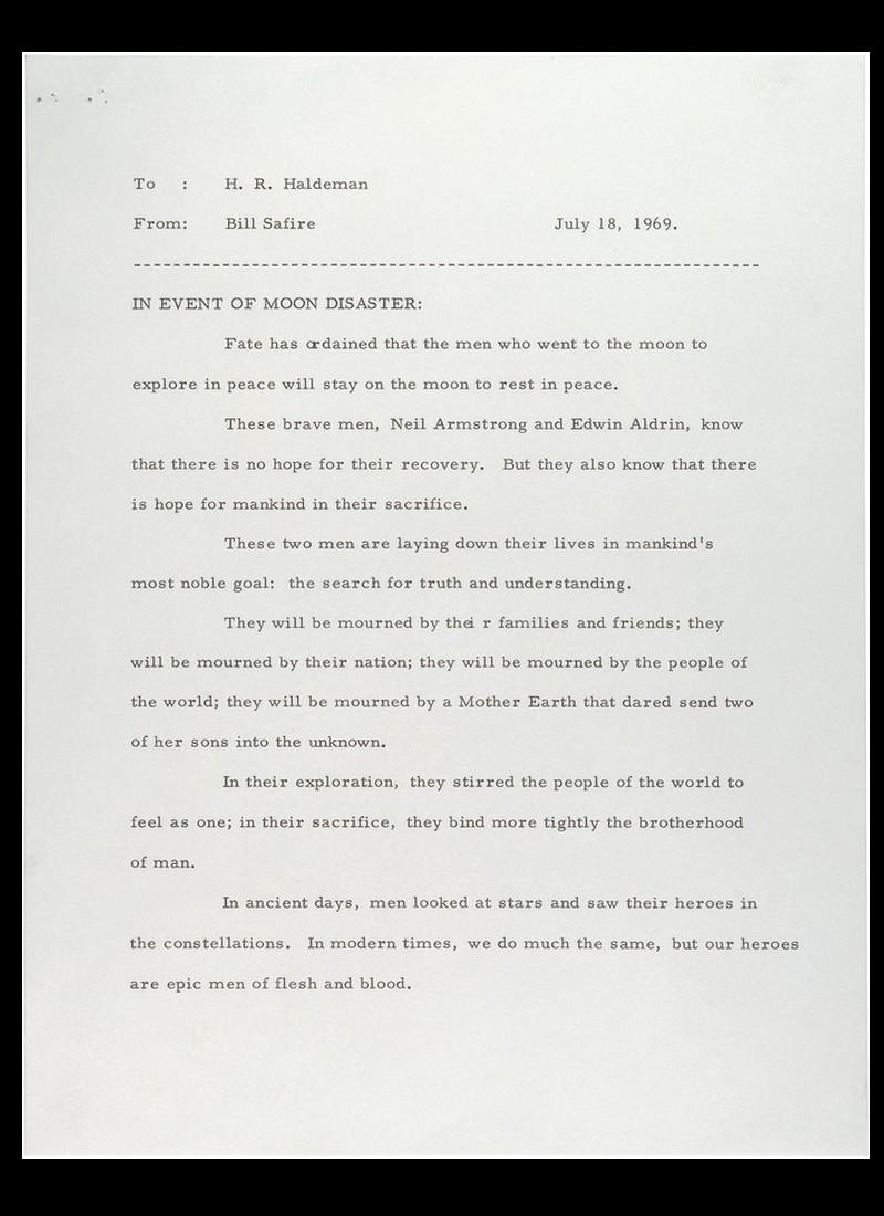 Cinq choses que vous ignorez sur la mission Apollo 11 Sans2438