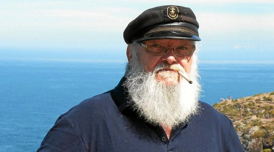Cap Fréhel. Henri Richard, le dernier gardien de phare Sans2466